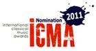 International Classical Music Awards (ICMA) Nomination